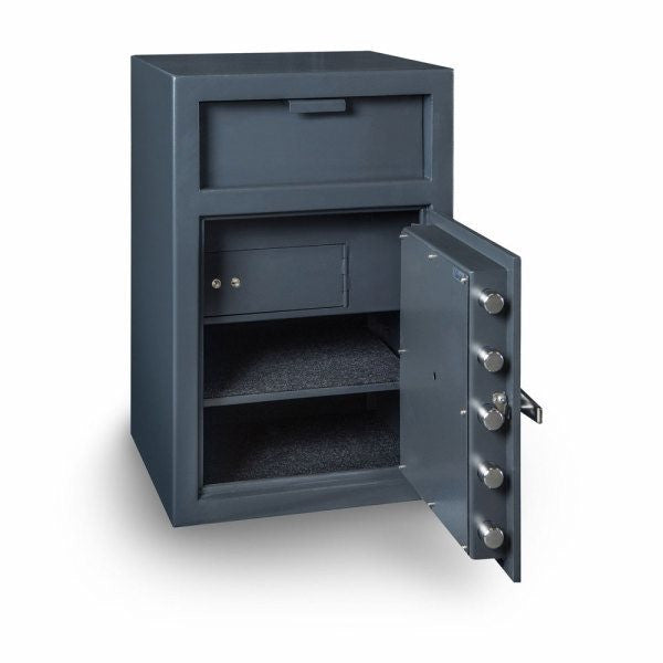 Hollon Safe FD-3020EILK Depository Safe