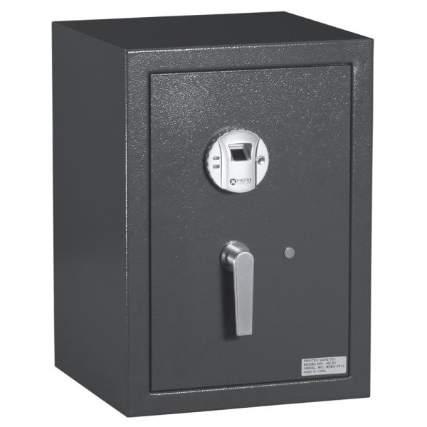 Protex HZ-53 Fingerprint Burglary Safe image