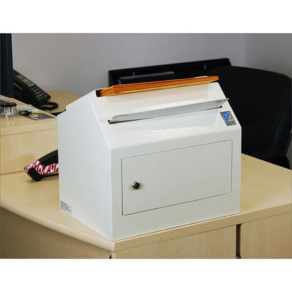 SDL-500 Desktop or Wall-Mount Locking Payment Drop Box image