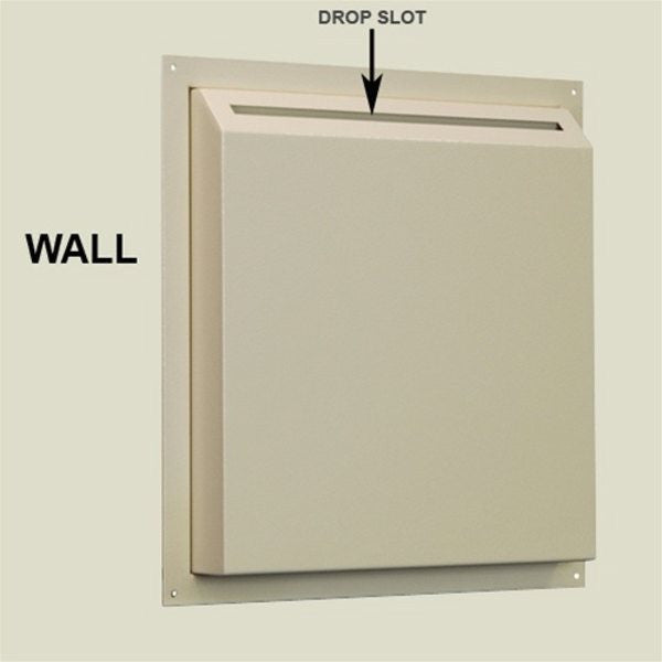 Protex WDS-311 Through-The-Wall Locking Drop Box