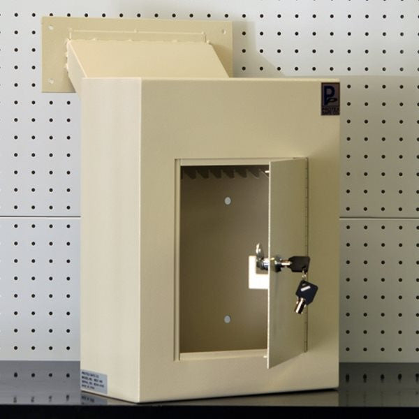 WDC-160 Protex Wall Drop Box with Adjustable Chute