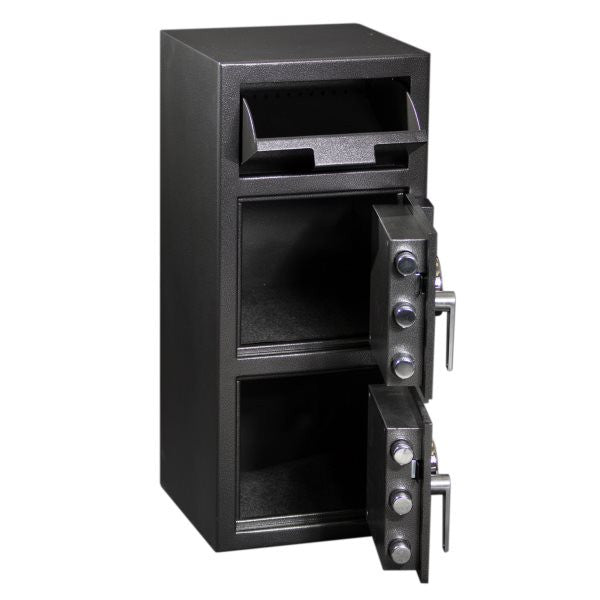 Protex FDD-3214 Dual Door Depository Safe