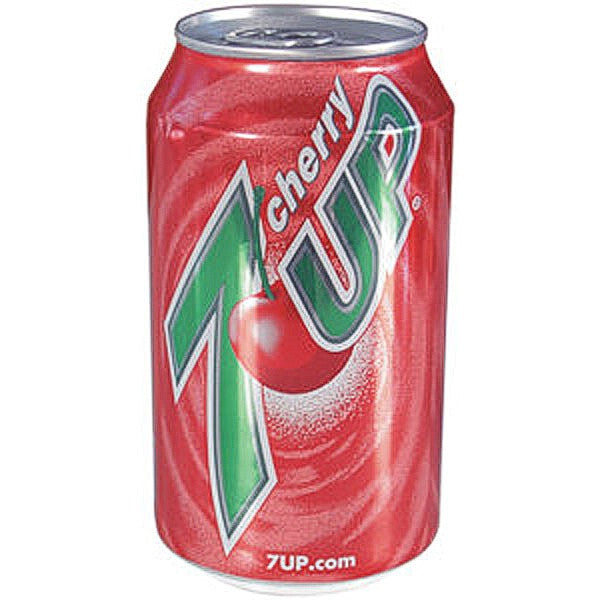 Cherry 7-Up Can Diversion Safe image