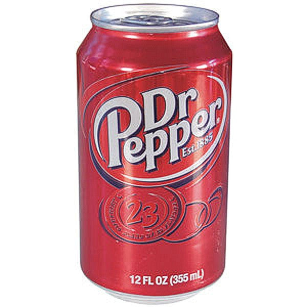 Dr Pepper Can Diversion Safe image