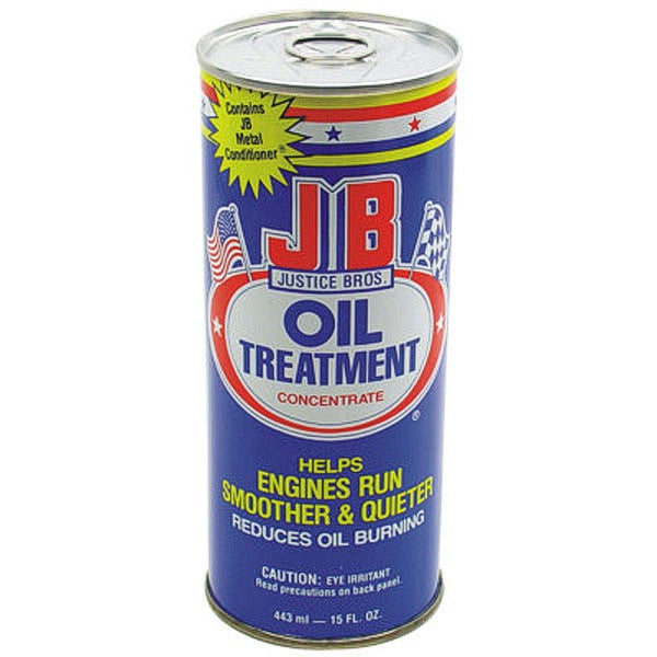 JB Oil Treatment Can Diversion Safe image