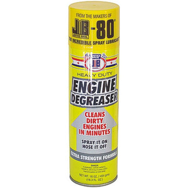 JB Engine Degreaser Can Diversion Safe image