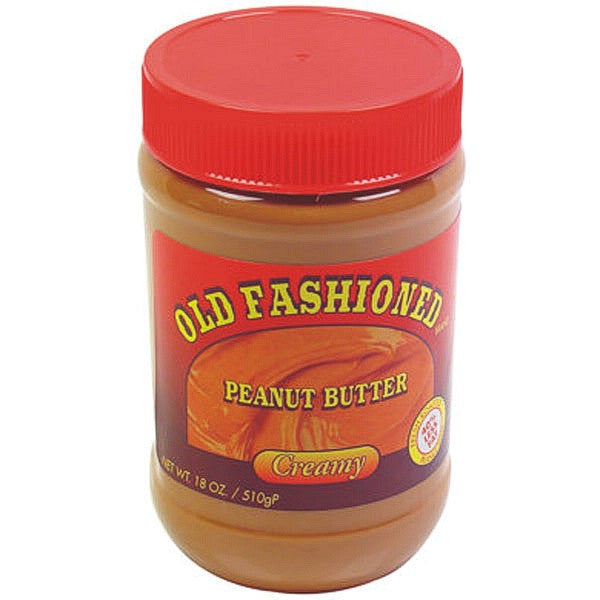Old Fashioned Peanut Butter Jar Diversion Safe image