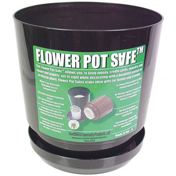 Flower Pot Diversion Safe image
