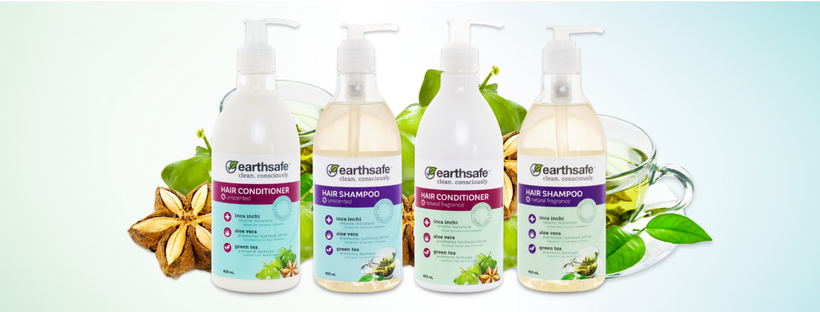 Make the Switch! Why earthsafe™ Hair Care is Best