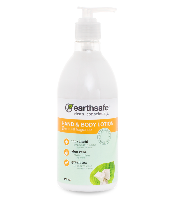 earthsafe™ Natural Fragrance Hand & Body Lotion