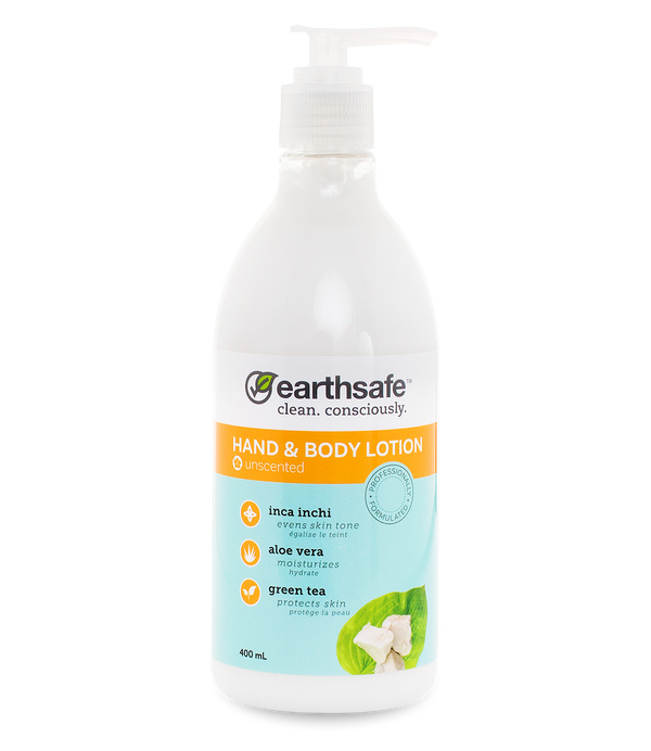 earthsafe™ Unscented Hand & Body Lotion