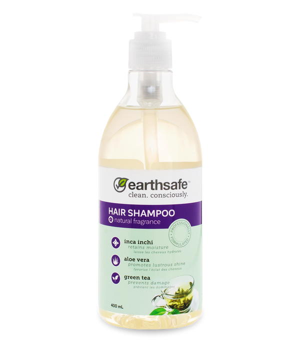 earthsafe™ Natural Fragrance Hair Shampoo