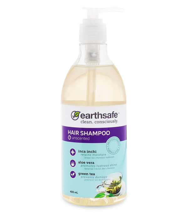 earthsafe™ Unscented Hair Shampoo
