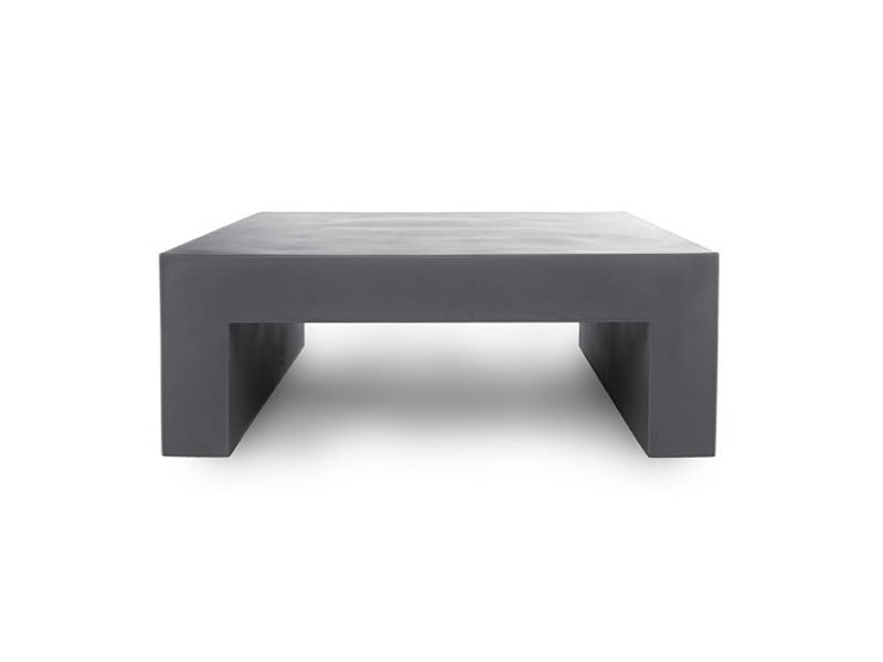 The Vignelli Low Table