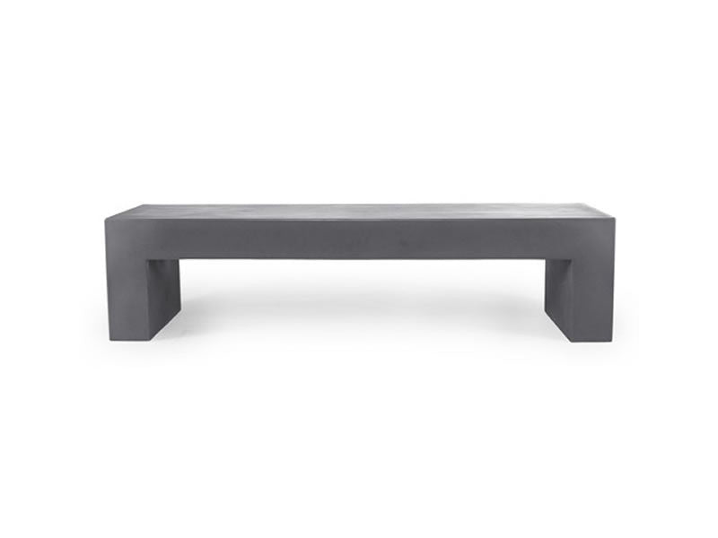 The Vignelli Big Bench