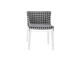 Kartell-Mademoiselle-Chair-1-Houndstooth