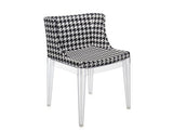 Kartell-Mademoiselle-Chair-2-Houndstooth