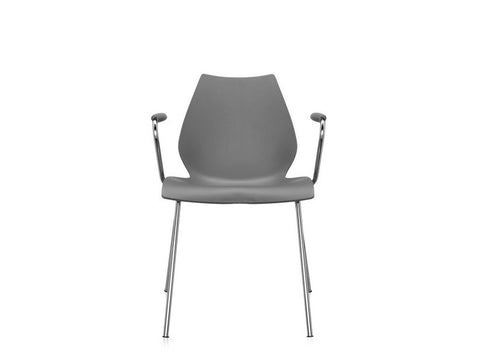 Kartell-Maui-Armchair-1-Anthracit