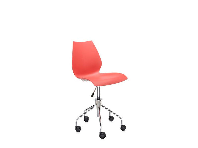 Kartell-Maui-OfficeChair-2-ScarletRed