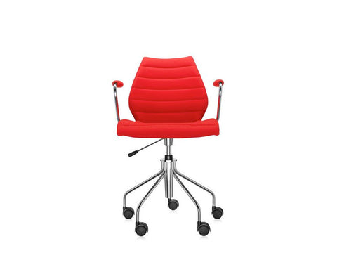 Kartell-MauiSoft-Office-1-Red