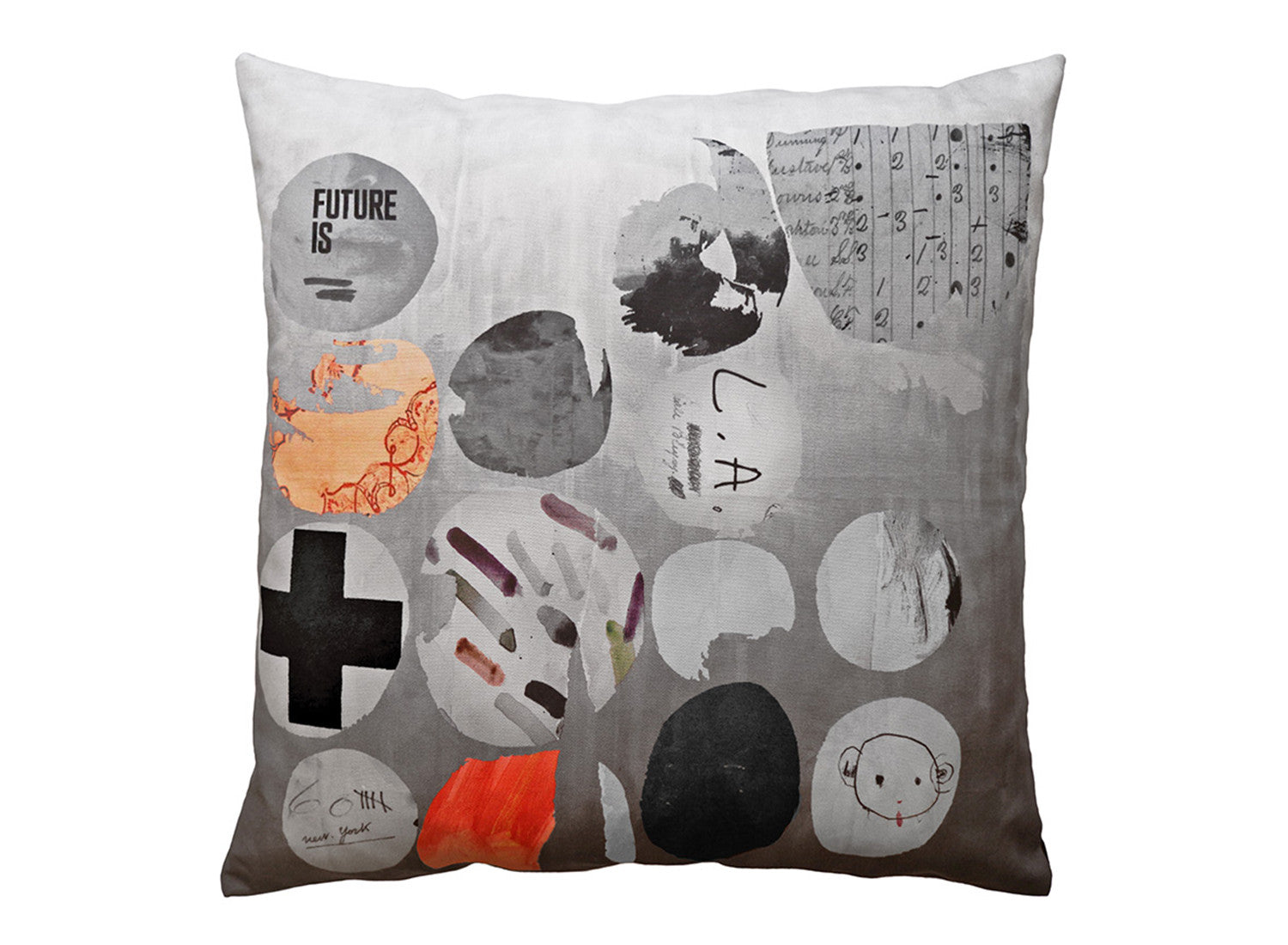 Calle Henzel 22 Art Pillow
