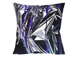 Untitled 3 by Anselm Reyle Art Pillow
