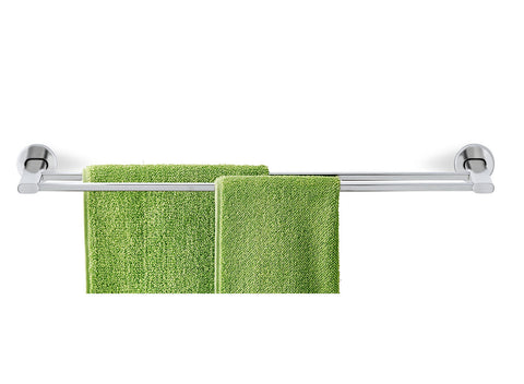 "Areo 27"" Double Towel Rail"