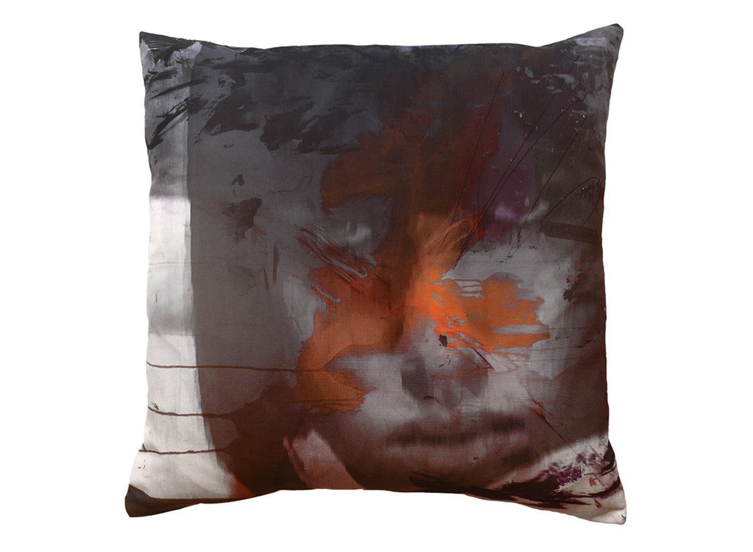 Calle Henzel 19 Art Pillow