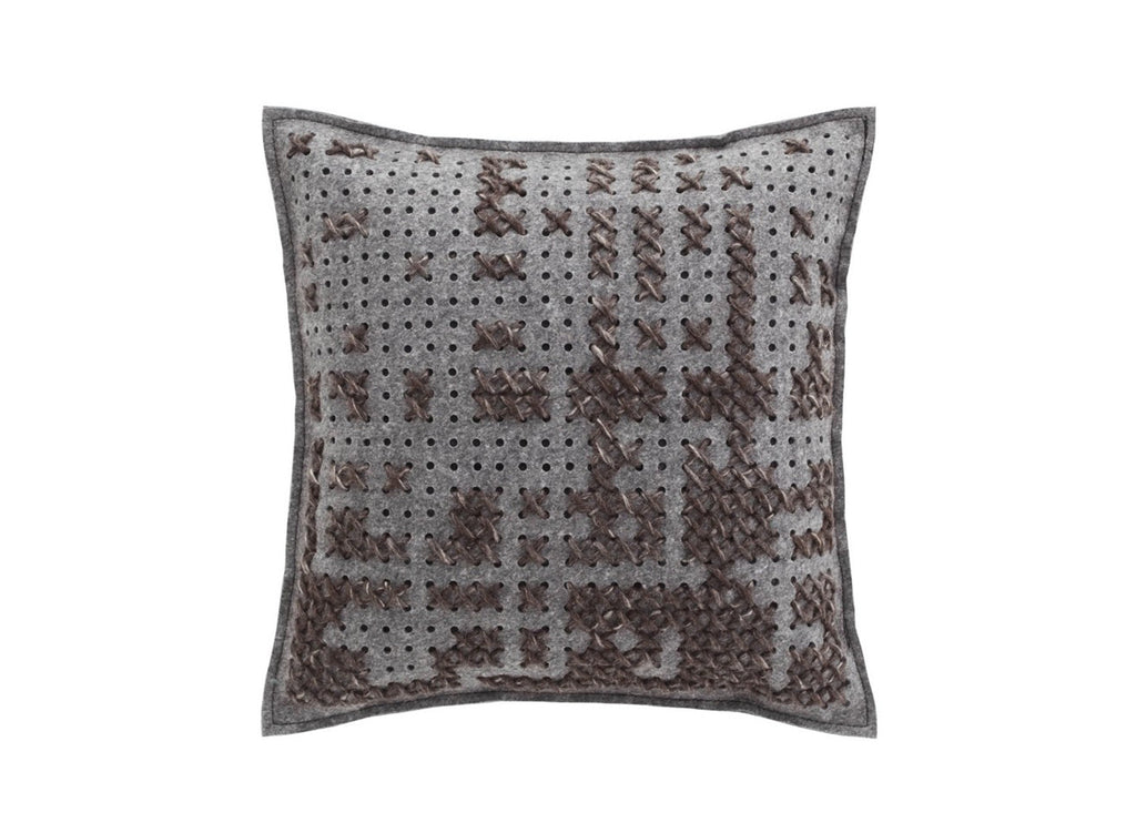 Canevas Abstract Pillow Square