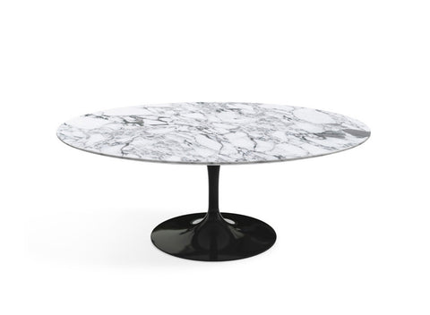 Saarinen Oval Coffee Table