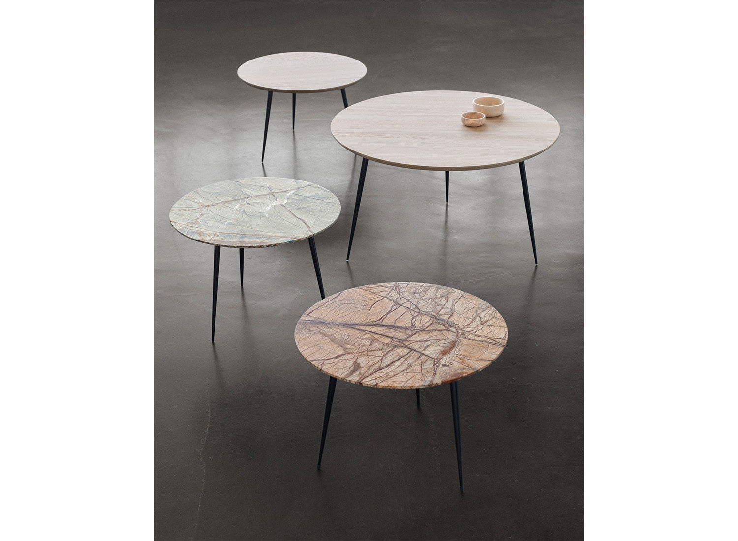 Disc Low Table
