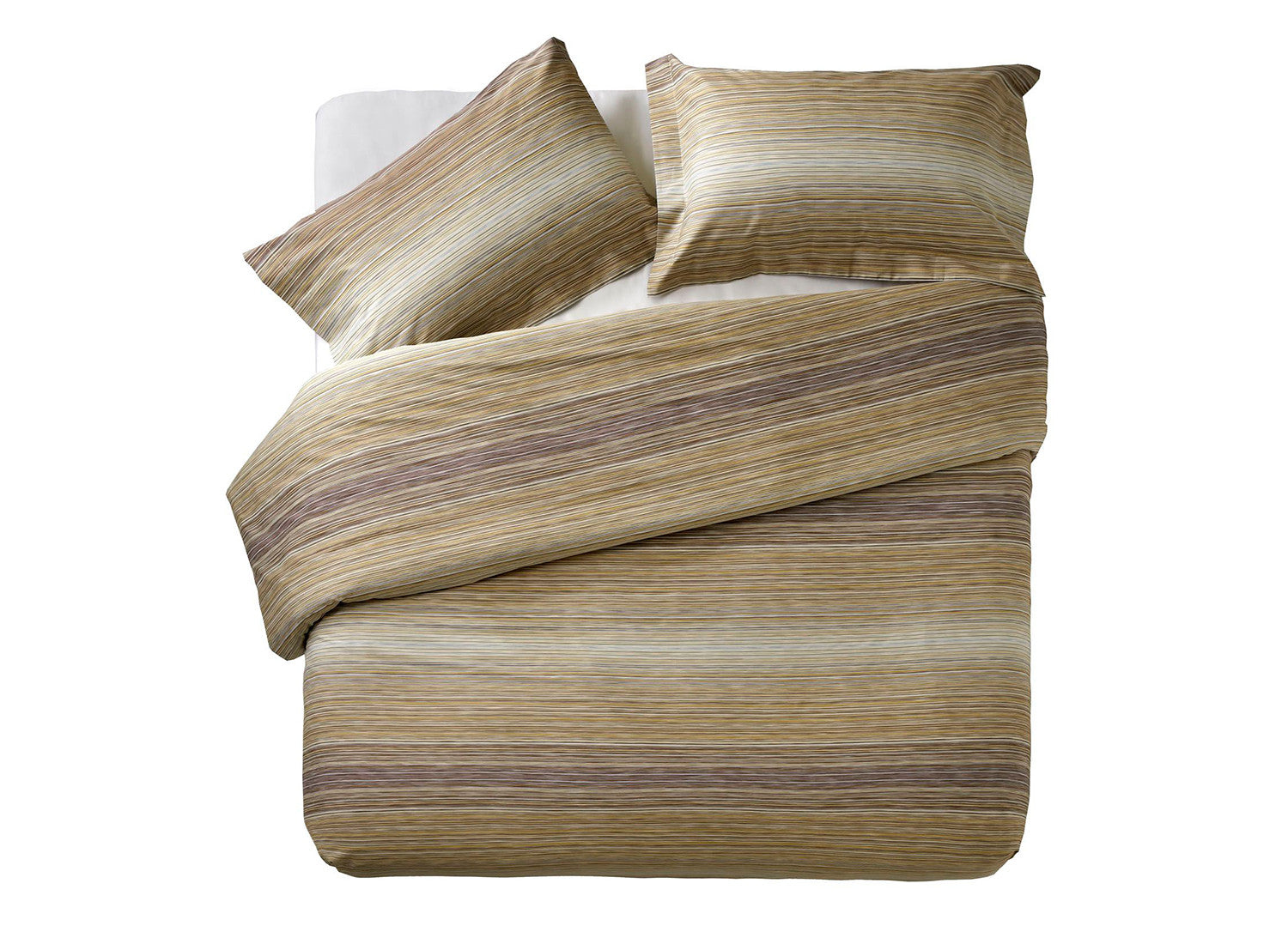 Jill Neutral Duvet Cover Set