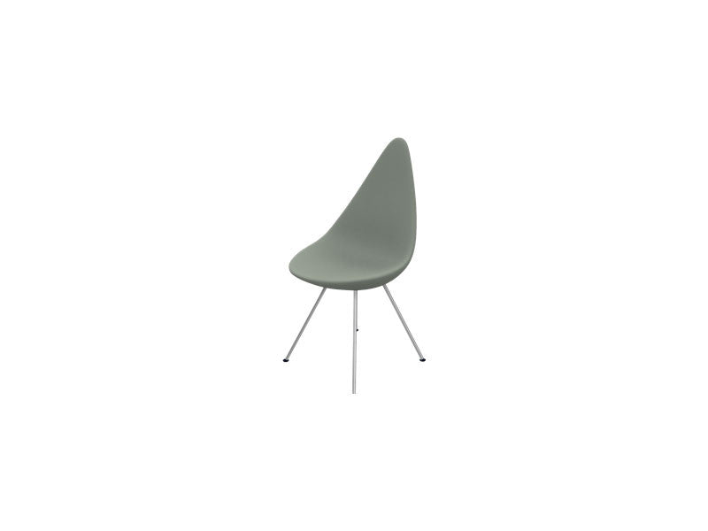 fritzhansen-drop-chrome-grey