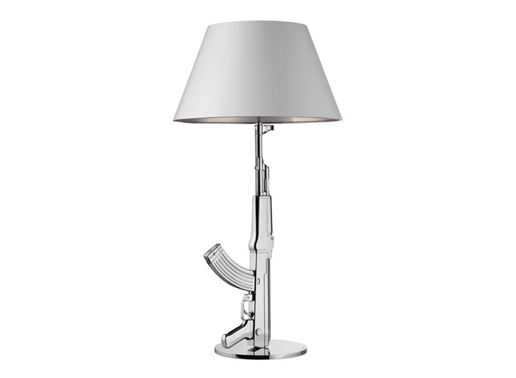 Guns Table Lamp