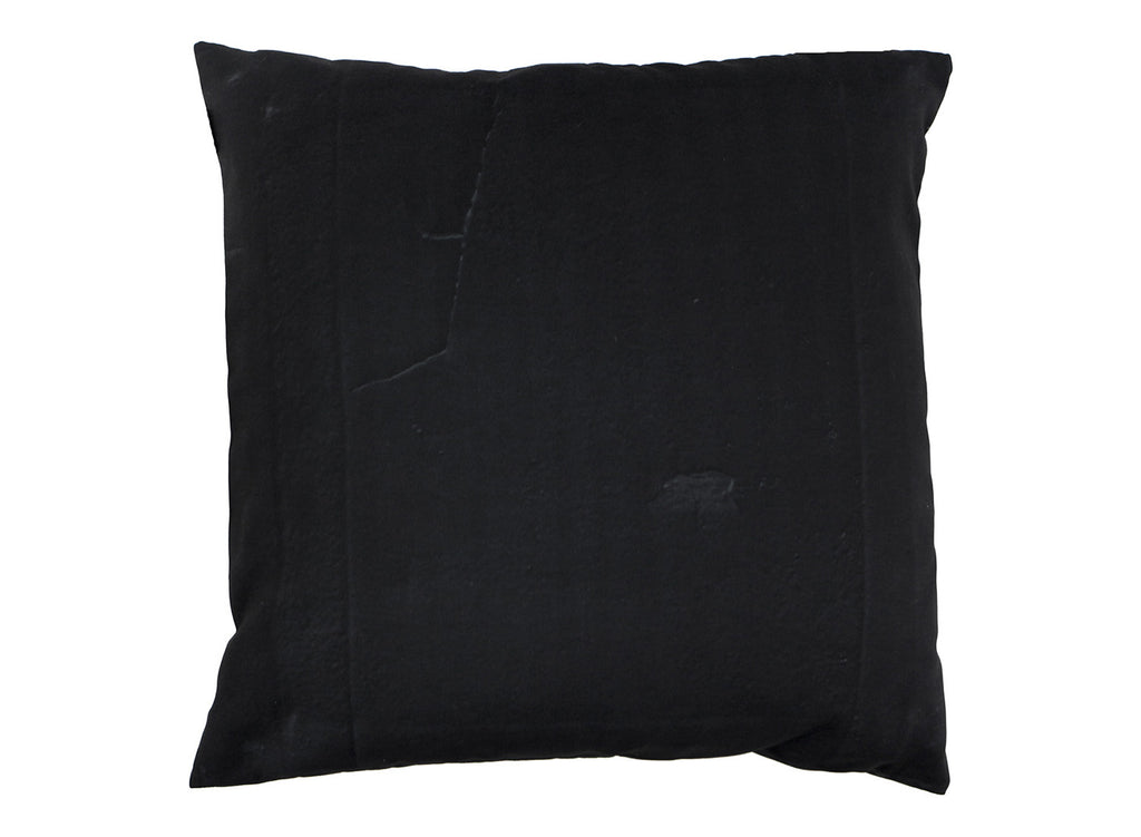 Untitled 3 by Helmut Lang Art Pillow