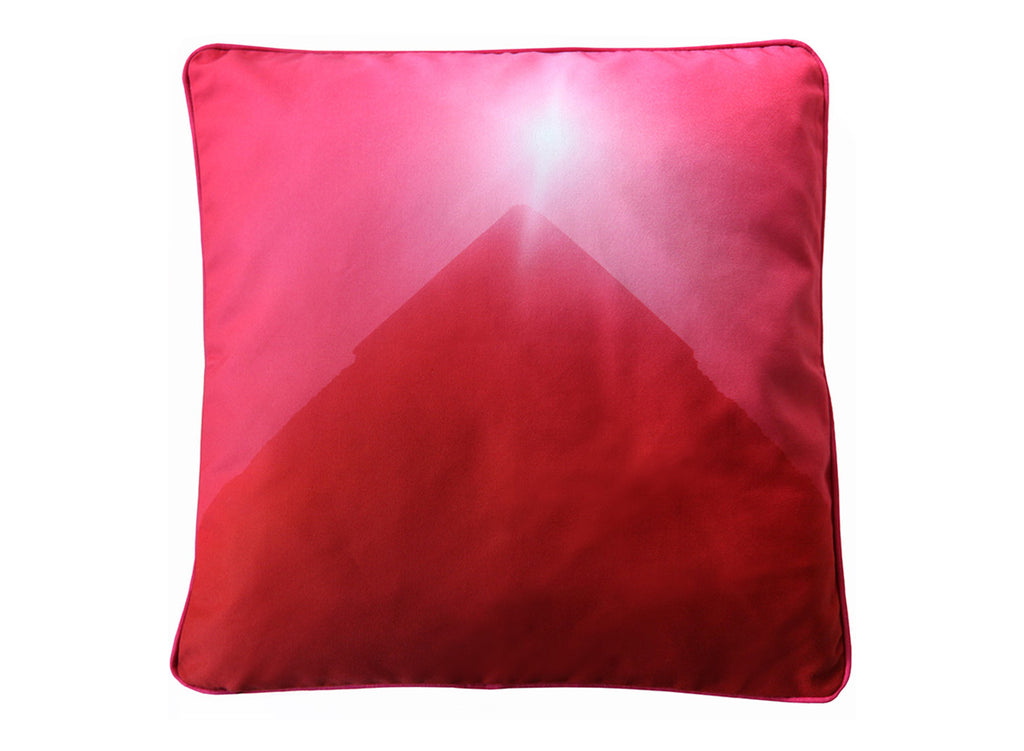Untitled 2 by Jack Pierson Art Pillow