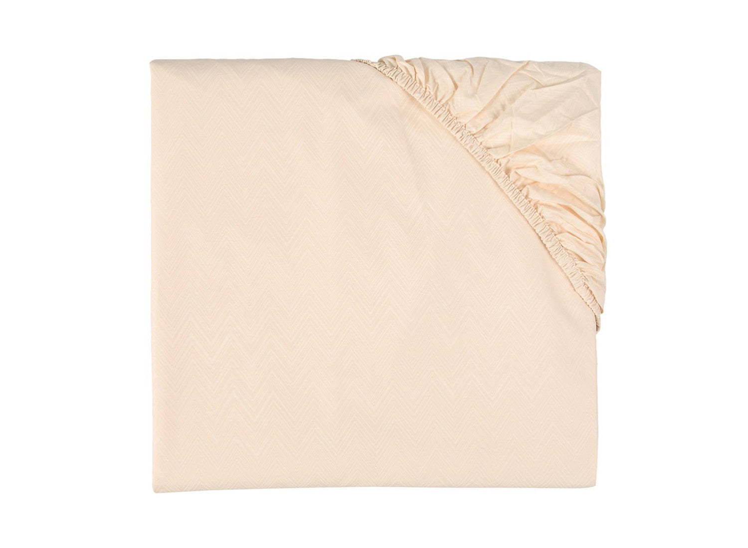 Jo Ivory Fitted Sheet