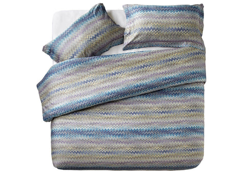 John Blue Duvet Cover Set