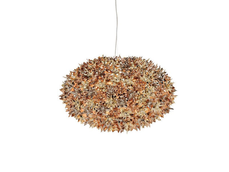 Bloom Metallic Suspension Light
