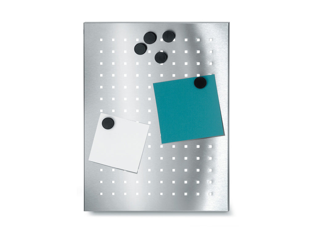 Muro Perforated Magnetic Bulletin Board