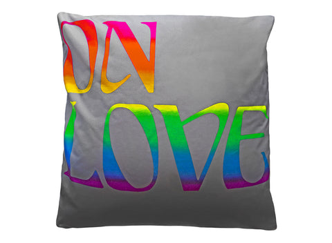 On Love Art Pillow