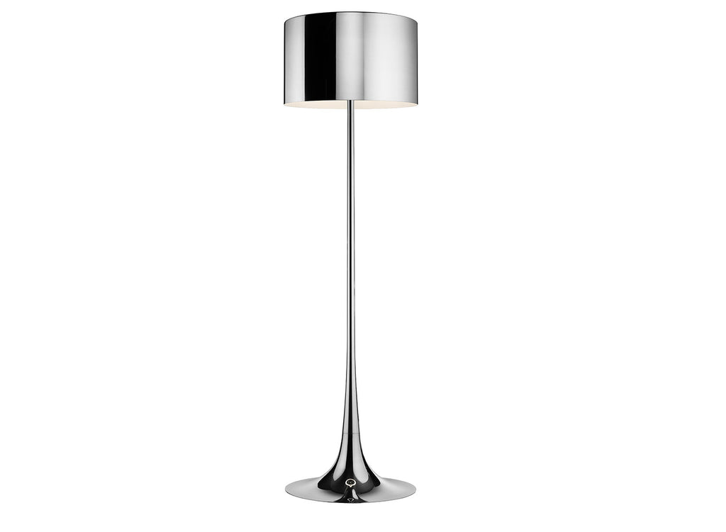 Spun Light Floor Lamp