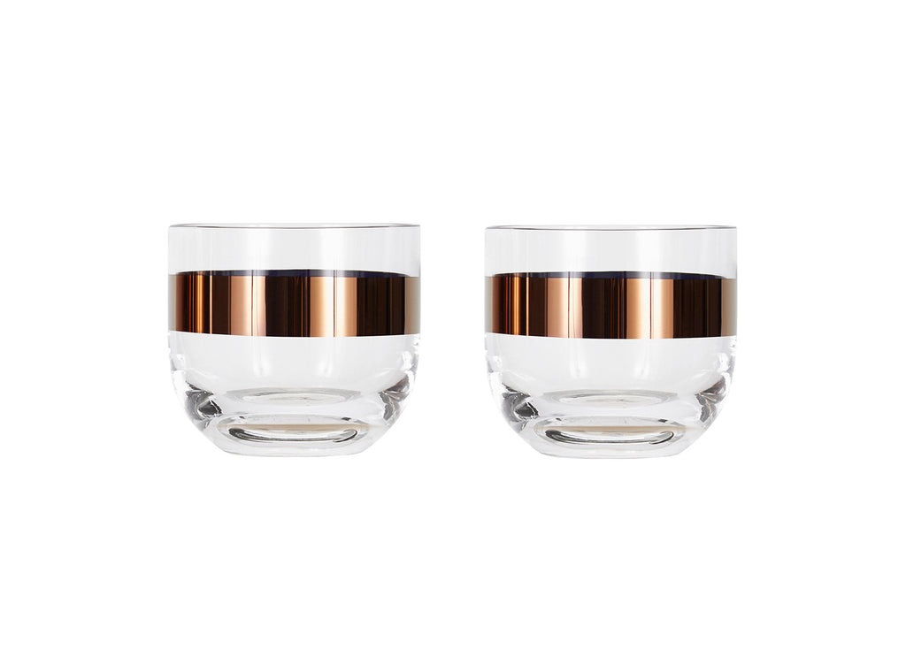 Tank Whiskey Glass, Set of 2