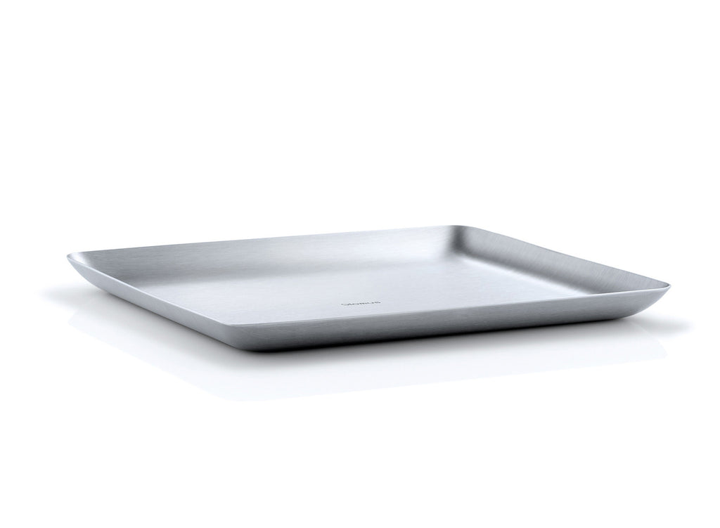 Basic Stainless Steel Tray