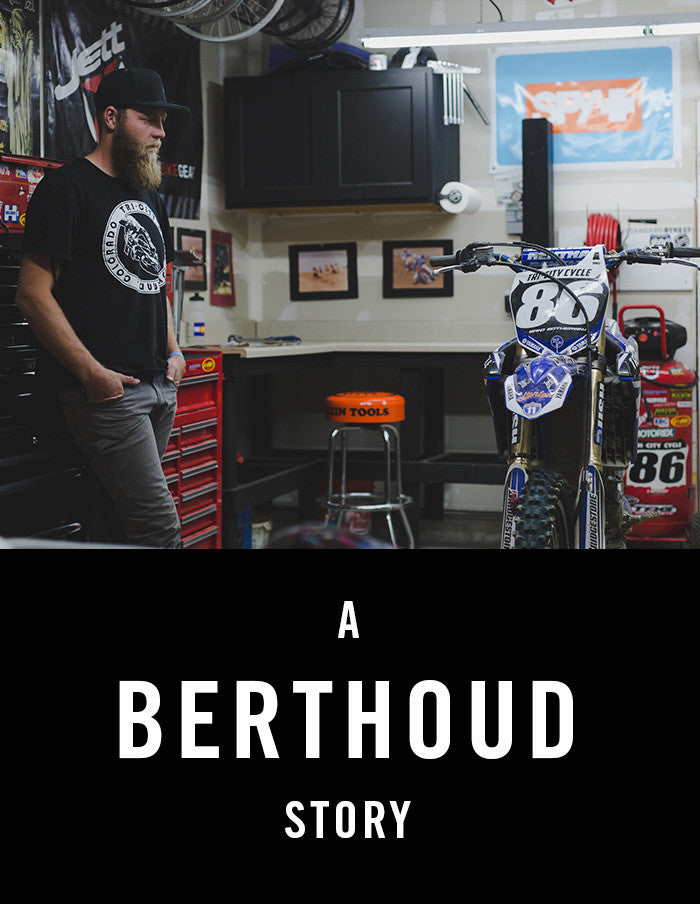 A Berthoud Story - Ft. Brad Motherway