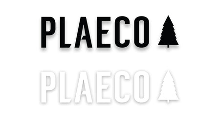 Plaeco Die Cut Sticker