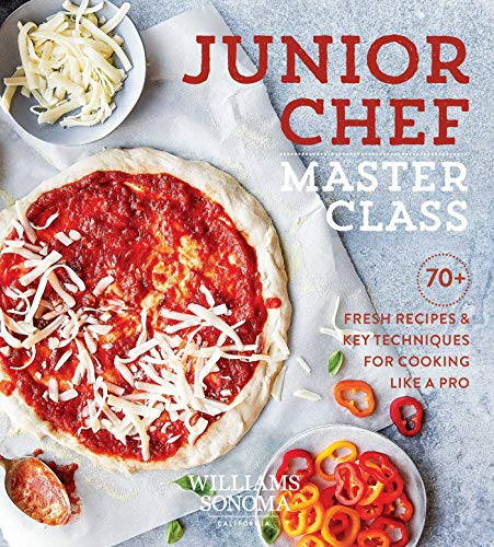 Book - Junior Chef Masterclass