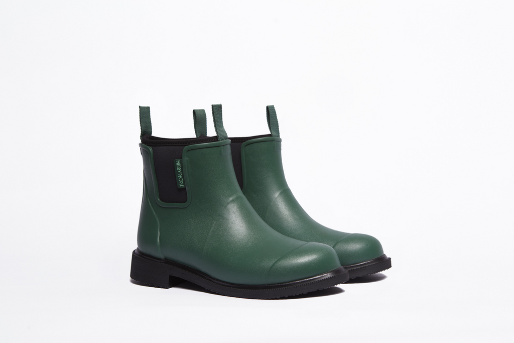 Merry People Bobbi Boots Alpine Green