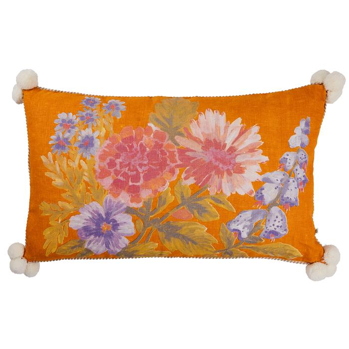Bonnie + Neil - Cushion Foxglove Golden 75x45cm