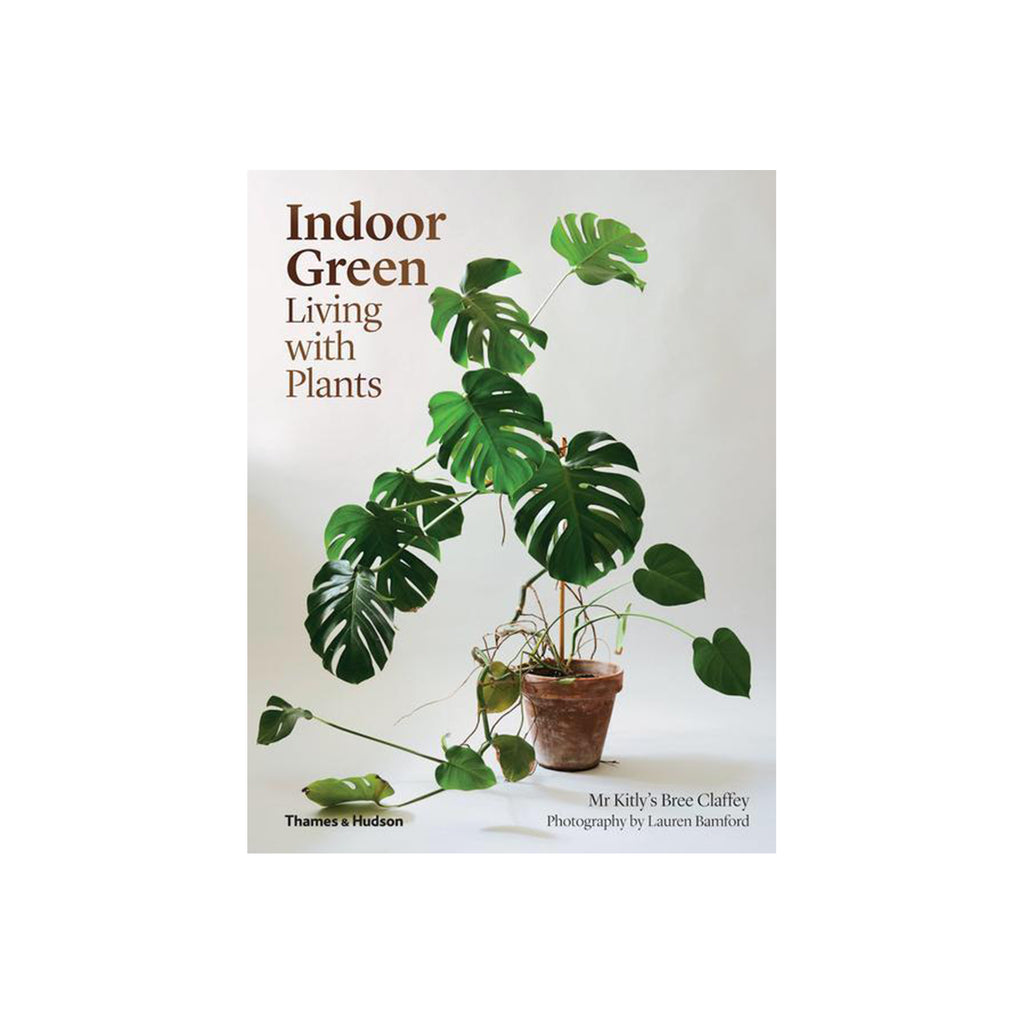 Book - Indoor Green: Living With Plants